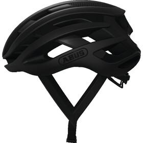 ABUS AirBreaker Kask rowerowy, velvet black